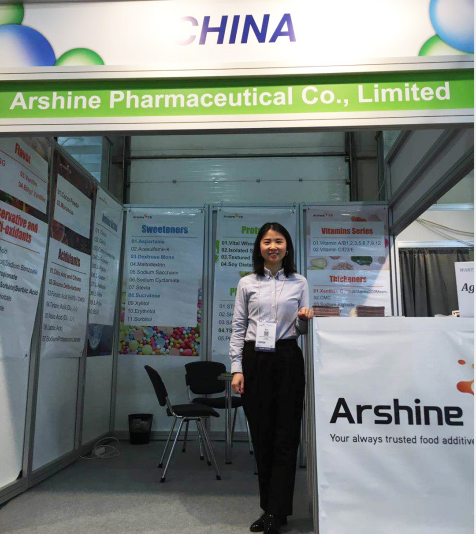 Visit Arshine on 2020 Ingredients Russia