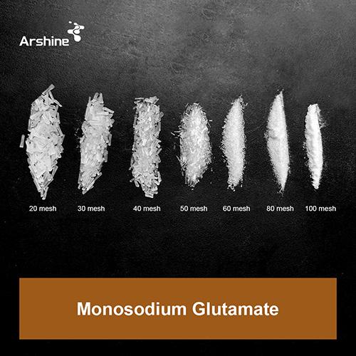 Monosodium Glutamate (MSG) CAS 142-47-2